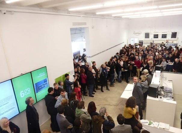 Goethe-Institut Barcelona Tecco Aracast