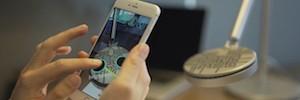 Reality Editor: sistema de realidad aumentada del MIT para conectarse con Internet de las Cosas
