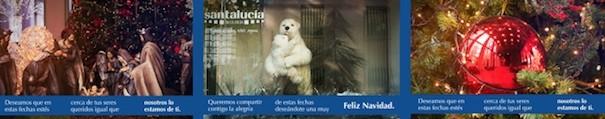 Neo Advertising santalucia Navidad