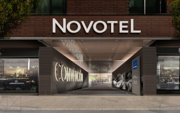 Novotel hotel Convencion Madrid Caverin Solutions