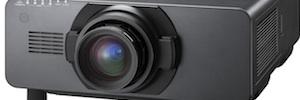 Panasonic PT-RQ13K: proyección láser 4K en formato compacto para alquiler y escenarios