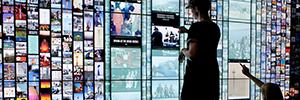 La torre Space Needle cuenta su historia a través de un videowall táctil interactivo de Planar