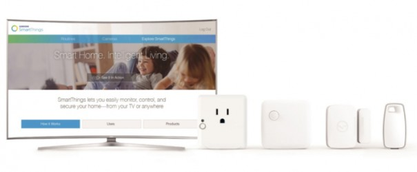 Samsung IoT TV