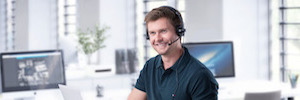 Sennheiser SC 40 and SC 70: a USB headset for unified call center communications
