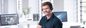 Sennheiser SC 40 y SC 70: microauriculares USB para comunicaciones unificadas en call center