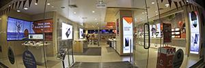 Vodafone Hutchison Australia instala una red de digital signage para aumentar su cuota de mercado