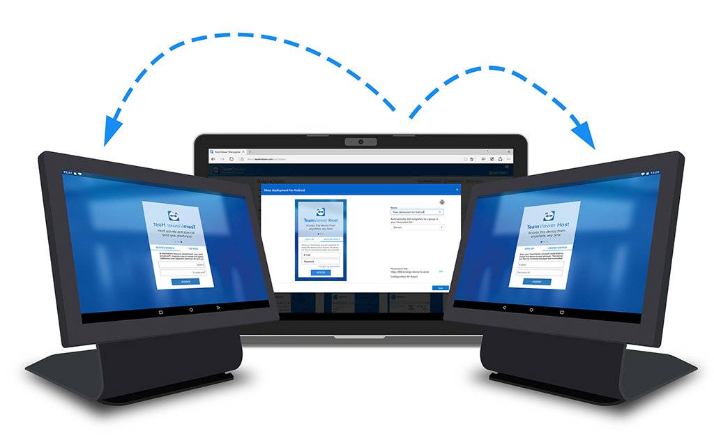 TeamViewer 11, Chrome OS and Android compatible remote access solution