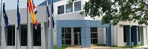Vitelsa proporciona el equipamiento AV para la Cámara de Comercio española en Honduras