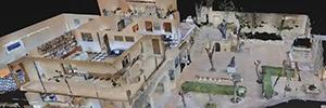 La Real Fundación de Toledo difunde su patrimonio histórico gracias a la realidad capturada