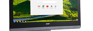 Acer will show in CES 2016 a Chromebase with Intel Core, ideal for digital signage