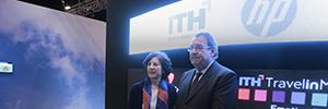 HP e ITH sumergen al sector hotelero en el mundo de la tecnología