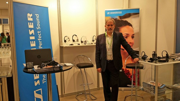 Sennheiser Alliance Lyreco