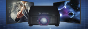 BenQ will wrap to ISE 2016 attendees into a sensorial experience with projections 360 °