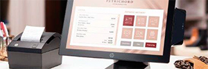 HP RP9 Retail System securiza las transacciones en el punto de venta