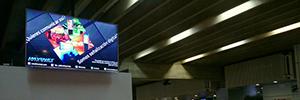 Imvinet ayuda a implementar la red de digital signage  en el aeropuerto Simón Bolívar