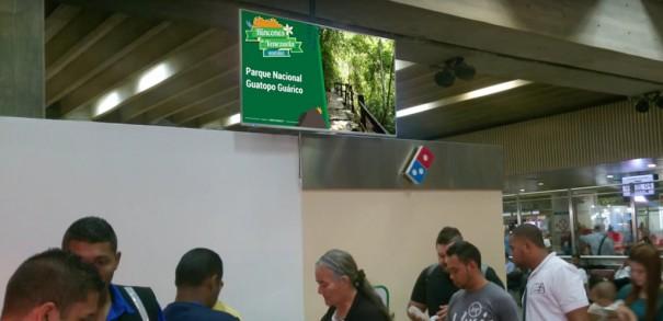 Imvinet DS aeropuerto Simon Bolivar