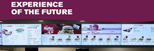 McDonald's incorpora la tecnología 'weather sensitive' a sus menu boards en Estados Unidos