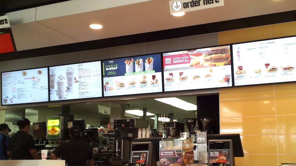 Mcdonald S Incorporates Technology Weather Sensitive To