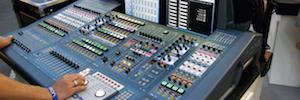 AdagioPro organiza el primer curso de operador de Midas Pro Series