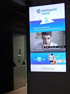 Musicam Barclaycard Center Madrid