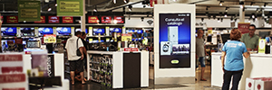 Carrefour introduces digital signage in retail outlets to optimize customer communication