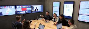 Oblong debutará en ISE 2016 con la solución de colaboración visual inmersiva Mezzanine 3