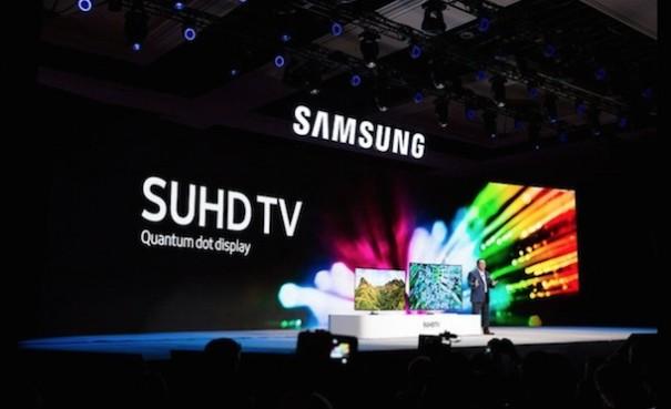 Samsung SUHD CES2016