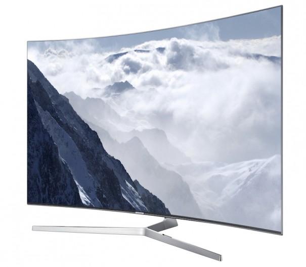 Samsung KS9500 CES2016 Согдийской