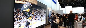 Samsung muestra cómo el 'Visual Display' transformará el futuro empresarial y retail