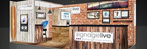 Signagelive fusiona cloud y movilidad para crear aplicaciones de digital signage interactivas