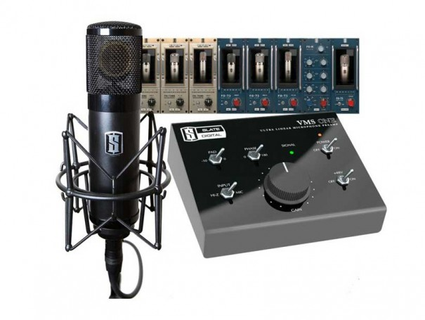 Slate Digital VMS (Virtual Microphone System)