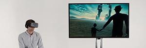 La realidad virtual permite sumergirse en el mundo surrealista de Dalí