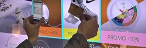 Think & Go presenta en CES 2016 la pantalla conectada de pago para digital signage