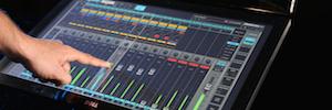 Waves cambia el concepto de mezcla en directo profesional con eMotion LV1