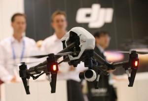 CES 2016 dron DJI