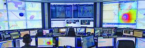 Las soluciones de visualización de Eyevis ayudan al Carnival Maritime a controlar la flota