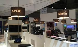 AMX Harman ISE 2016