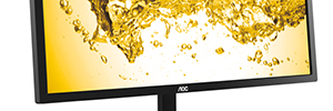 AOC continues to invest in quality 4K screen U2879VF