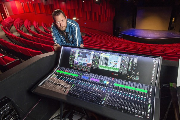 Allen Heath dLive en Cirkus Theatre