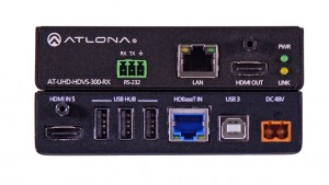 Atlona AT-UHD-HDVS-300-RX