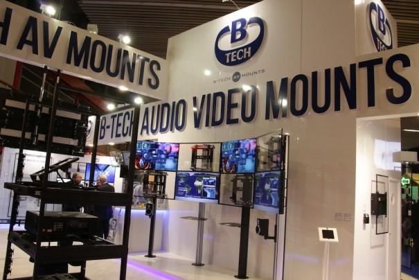 B-Tech en ISE 2016