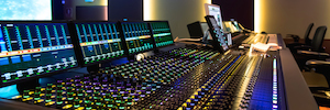 Best Digital installs in your room mixes an Avid S6 console integrated with Pro Tools HDX2