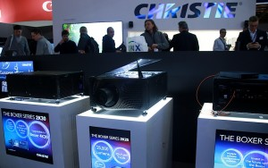 CHRISTIE IN ISE 2016 BOXER