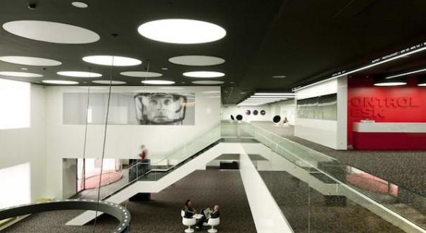 Caverin Solutions LG Hotel Barcelo Sants