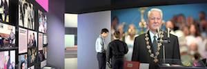 Centro presidencial Boris Yeltsin: instalación museográfica interactiva e inmersiva en torno al expresidente ruso