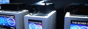 Charmex adds to its projection for the rental sector offering the new Christie Boxer 2K