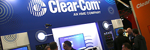 Clear-Com acude a ISE 2016 con sus innovadoras soluciones intercom para AV