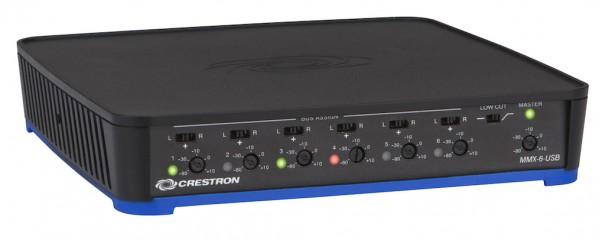 Crestron MMX-6 USB Prototype