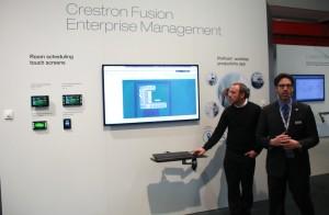 Crestron en ISE 2016