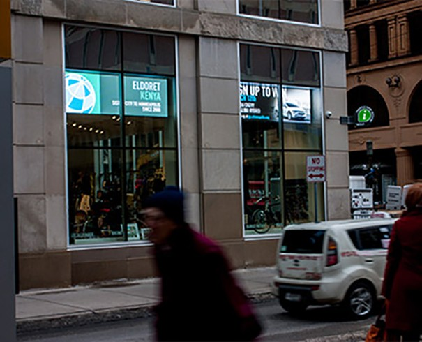 Daktronics Meet Minneapolis